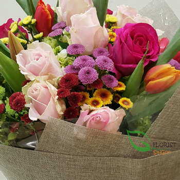 Saigon birthday flowers meaning online